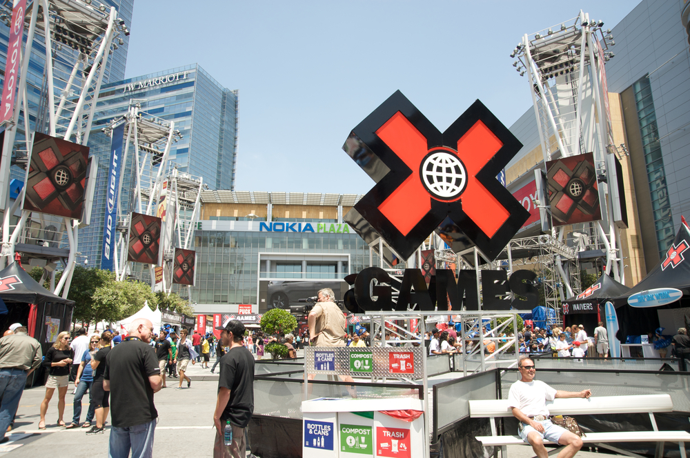 World of X Games
